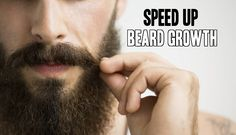5 Simple Steps To Grow Your Beard Faster at Beardoholic.com