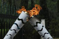 olympic torch 2016 begin greece | Rio games countdown starts with Olympia torch…