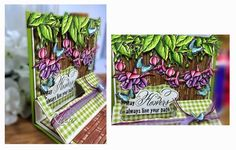 WOW! Passionate Paper Creations: Stampendous and Core'dinations Big Blog Hop Day!