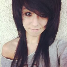 Christina Grimmie! I wish I could have my hair like dat, but I would probably look like an insane apple....  She wears it best!