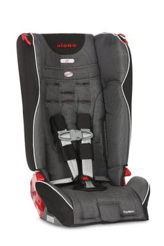 "The New Diono Olympia is the ultimate in car seat safety with new extra deep side walls providing enhanced side impact protection taking Diono car seats to a whole new level. With its extended rear-facing capabilities, it can comfortably seat rear-facing children from 2.3 - 20.5 kg (5 to 45 lbs) and forward-facing children from 10 - 29.5 kg (22-65 lbs) in 5-point harness mode. Additionally it converts to a booster for children between 23 - 50 kg (50 - 110 lbs) or up to 144 cm (57"") in…"