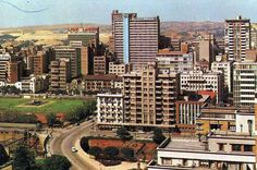 I was just wondering if anyone had some South African city photos from around The reason I ask is that I like the old pictures and new stuff is. Johannesburg Skyline, Third World Countries, My Family History, Good Ole, Back In The Day, Old Pictures, Live, First World, South Africa
