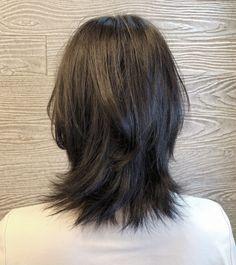 Hairstyles Haircuts, Pretty Hairstyles, Cut My Hair, Hair Cuts, Hair Inspo, Hair Inspiration, Medium Hair Styles, Curly Hair Styles, Haircuts Straight Hair