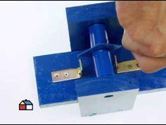 ¿Cómo hacer un teleférico de madera? - YouTube