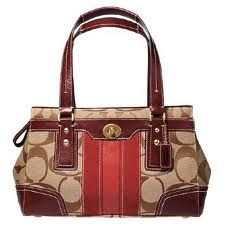 Coach is my obsession. If you want to buy me something, you can't go wrong with Coach!!