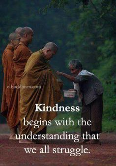 Kindness begins with the understanding that we all struggle. #westcoastaromatherapy #learnaromatherapy #learnaboutessentialoils #aromatherapycourses #aromatherapyschool #1iloveessentialoils #essentialoils4everyone