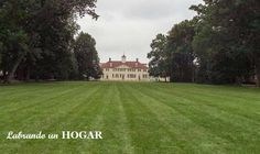 Labrando un HOGAR: En el Camino: Me pueden llevar a Mount Vernon cual...