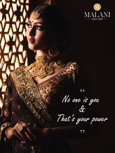 Unleash your power with from Jewelry Quotes, Jewels, Movie Posters, Gold, Movies, Jewellery, Jewerly, Films, Film Poster