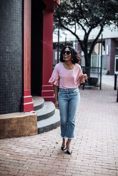 JCPenney Outfit Styled With Fenty Beauty
