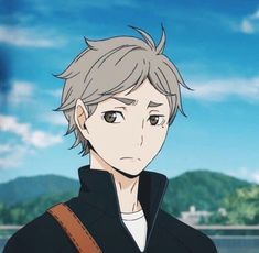 Manga Anime, Fanarts Anime, Anime Guys, Anime Characters, Sugawara Haikyuu, Haikyuu Fanart, Haikyuu Anime, Kageyama, Bokuto Koutarou
