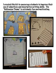 Creative writing worksheets for grade 2