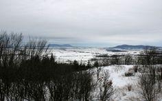 Vue sommet, Mont Saint-Grégoire, Québec, décembre 2016 Saint Grégoire, Nature, Travel, Mountains, Naturaleza, Viajes, Destinations, Traveling, Trips