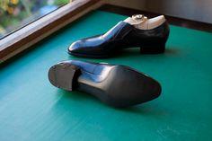 Sole shape -  Tye shoemaker