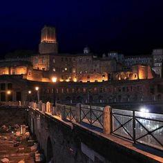 Los Foros Romanos, Roma Italia.