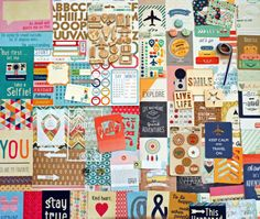 Pack Your Bags NoelMignon.com DAILY DIARY May 2015 @noelmignon pocket page scrapbooking kits