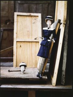 David Seidner: Paris Fashions, 1945 | International Center of Photography