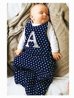 Schnittmuster Baby Schalfsack, Sewing Pattern for Baby Sleepingbag