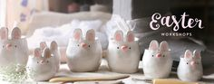 This easter… bunny mugs-Introducing our Spring MUG OF THE SEASON. Create your own bunny mug! Learn hand building and glazing techniques in our ceramic workshops. all my peeps- These little clay cuties are a fun way to brighten your day. Make up to five clay chicks in this peep-le pleasing workshop. Bring all your peeps! …