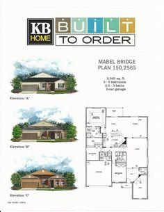 Mabel Bridge Model 150.2565 in Orlando FL