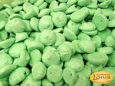 Μπεζέδες φυστίκι - Ζαχαροπλαστείο Lonis - www.lonis.gr Potatoes, Fruit, Vegetables, Food, Potato, Essen, Vegetable Recipes, Meals, Yemek
