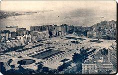 Taksim Gezi Parkı (1940'lar).