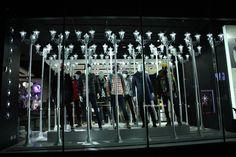 Topshop & Topman windows at Oxford street, London » Retail Design Blog