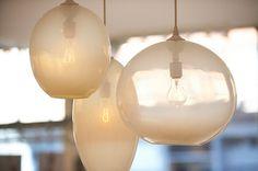 Las lámparas del estudio neoyorkino Token