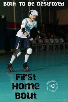 Bout To Be Destroyed, first home bout - 13 April 2014