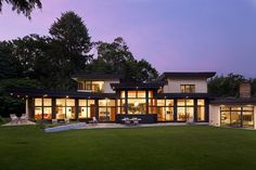 Chestnut Hill Residence by OMA and A SL Studios