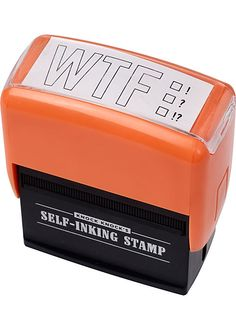 Why isn't there an e-version of the rubber stamp yet?
