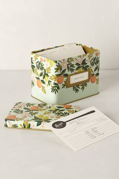 Shop the Grand Dame Recipe Tin and more Anthropologie at Anthropologie today. Read customer reviews, discover product details and more.