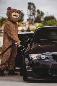 Fill it up bear #CarFlash