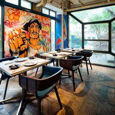 Bibo Restaurant, Hong Kong