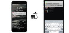 Las nuevas notificaciones de iOS 10 al detalle - http://www.actualidadiphone.com/las-nuevas-notificaciones-ios-10-al-detalle/