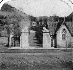 Cementerio inglés, 1860...
