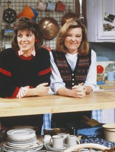 'Kate & Allie'~ the best of friends