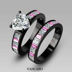 So incredibly beautiful. My dream rings!!!