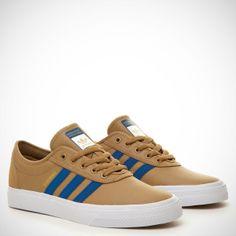 Adidas Adi-Ease - Tan/Royal - Google Search