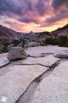 Happy Birthday to Ya, Olmsted Point, Yosemite National Park / Joshua Cripps