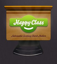 HappyClass: Automatic Classroom Seating Chart Maker for Teachers