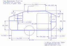 build a teardrop camper - Google Search