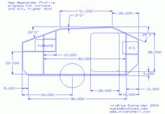 build a teardrop camper - Google Search