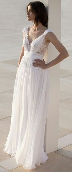 Grecian gown..LOVE