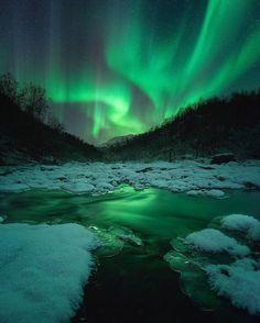 Fantastic northen lights *-*