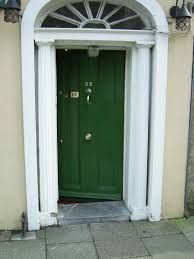 Image result for victorian railway station doors Victorian Front Doors, Green Front Doors, Art Deco Buildings, Modern Victorian, Door Design, Garage Doors, Amazing, Outdoor Decor, House