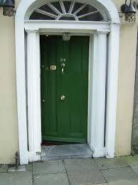 Image result for victorian railway station doors Victorian Front Doors, Green Front Doors, Art Deco Buildings, Modern Victorian, Door Design, Garage Doors, Amazing, Outdoor Decor, House