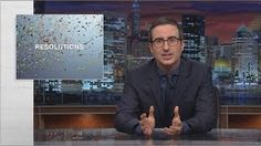 Last Week Tonight with John Oliver may be on hiatus, but the satirical newsman isn't going to leave you hanging as you face your first personal quandary of the New Year's resolution. John Oliver, Instagram Status, Last Week Tonight, When Im Bored, Digital Trends, College Humor, Disappointment, Latest Video, Good Advice