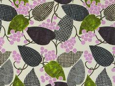 Grape Vines Pattern