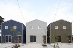House in Hadusa – An adorable housing complex by Kasa Architects