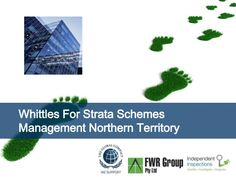 Strata Schemes Management ACT Northern Territory Whittles by Peter Greenham via slideshare Whittles For Strata Schemes Management Northern Territory http://iigi.com.au/services/strata-services/